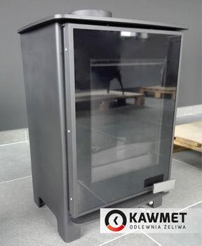 Печь чугунная KAWMET Premium S17(P5) Dekor 4,9 kW