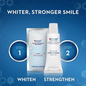 купить CREST 3D WHITE - WHITENING + THERAPY KIT в Кишинёве