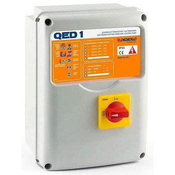 Пульт управлени для 1-го дренажного насоса (0,37 кв - 2,2 кв) QED 1-MONO Pedrollo