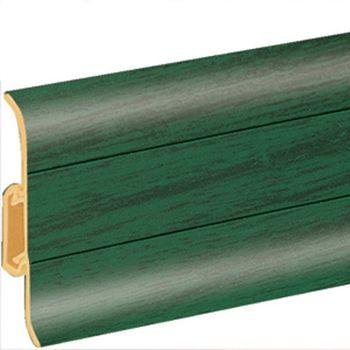 Cezar Плинтус напольный 75 Зеленый