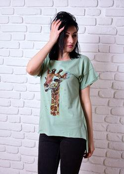 купить Женская футболка Simona ID 4081 в Кишинёве