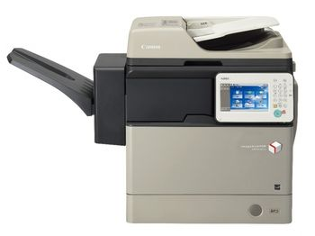 MFP Canon iR400i, Mono Copier/Network Printer _Color Scanner, DADF, Duplex, A4/40ppm, 25–400%, RAM 512Mb, 1x550-sheet Cassette, Touch Operat panel, Drum Unit C-EXV39_139000 pages, Not in set - Toner  Black C-EXV39_30200 pages A4 at 6%