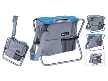 Стул для пикника раскладной и сумка-холодильник 52X35cm