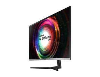 "купить 32.0"" SAMSUNG ""U32H850UMI"", Black (VA, 4K-UHD, 4ms, 250cd, Mega DCR, DP+HDMI+mini-DP, Pivot) (31.5"" MVA LED, 3840x2160 4K-UHD, 4ms (GtG), 250 cd/m², Mega DCR (3000:1), 125% sRGB 1.07 Billion Colors, 178°/178° @CR>10, DVI-DL + DisplayPort + HDMI-MHL, Stereo Audio-In, Headphone-Out, USB 3.0 x4-Hub, Built-in PSU, HAS 135mm, Tilt -5/+24°, Swivel +/-30°, Pivot : , VESA Mount 100x100, FreeSync, MultiView PIP/PBP mode, Black/Gray) в Кишинёве"