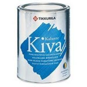 Tikkurila Лак Kiva п/глянец 0,9л