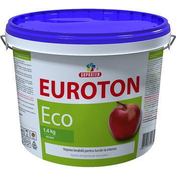 Supraten Краска Euroton Eco 1.4кг