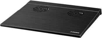 "cumpără XILENCE XPLP-B.B, Notebook Cooling Pad up to 15"", 2 fans - 65 mm, 2000rpm, <17,6 dBA, 2x USB, Black în Chișinău"