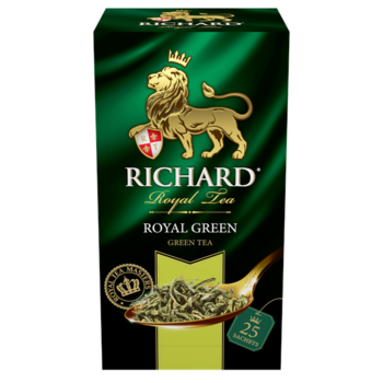 Richard Royal Green 25p