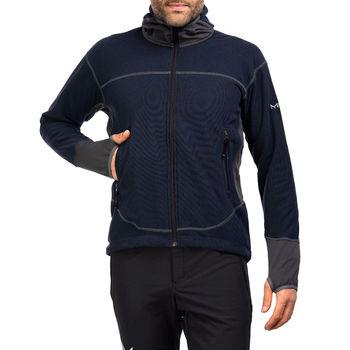 купить Куртка флисовая мужская Milo Chite, CHITE в Кишинёве