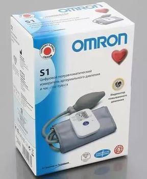 купить полуавтоматический тонометр OMRON S1 в Кишинёве