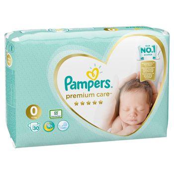 купить Подгузники Pampers Premium Care 0 (<3 kg) 30 шт в Кишинёве