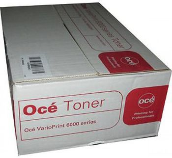 Toner OCE VP6xxx series Black, 2 Toner bottle in one package (xxxxg/appr. 26 000 pages 5,5%) for  VP6000,6100,6250,6250,6300,6160,6320,6160,6000TP,6320,6200