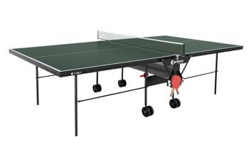 купить Теннисный стол Sponeta S1-26i indoor (3109) green с металлической окантовкой (dupa comanda) в Кишинёве