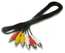 купить Кабель Audio-Video 3xRCA - 3xRCA 1.5m в Кишинёве