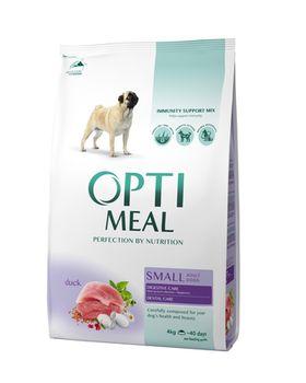 купить Optimeal для собак малых пород – утка,4кг в Кишинёве