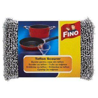 купить Губка для тефлоновых покрытий Fino 11*7 см в Кишинёве