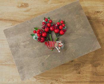 купить Новогодняя Деревянная Шкатулка в Кишинёве