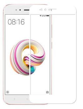 Защитное стекло Cover'X для Xiaomi Mi A1 (All Glue) White