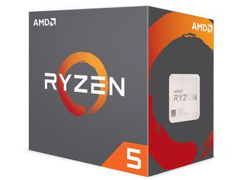 AMD Ryzen 5 1600X (6C/12T), Socket AM4, 3.6-4.0GHz, 16MB L3, 14nm 95W, BOX (without cooler)