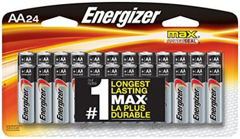 Energizer Plus AA FSB24 New