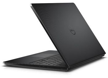 "cumpără DELL Inspiron 15 3000 Black (3552), 15.6"" HD (Intel® Pentium® Quad Core N3710 2.56GHz (Braswell), 4Gb DDR3 RAM, 500Gb HDD, Intel® HD Graphics 405, DVDRW, CardReader, WiFi-N/BT4.0, 4cell, HD720p Webcam, RUS,  W10HE64, 2.3 kg ) în Chișinău"