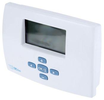 купить программируемый комнатный термостат WATTS MILUX в Кишинёве