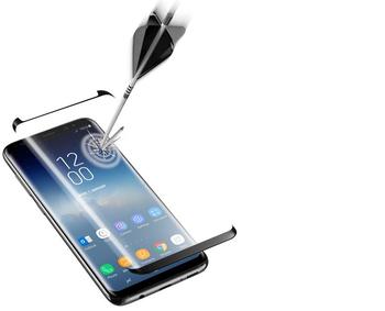 Sticlă de protecție Cellular Samsung Galaxy S9 curved Black
