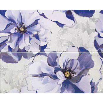 Latina Ceramica Декор Conjunto Sabina Mora 25x60см 2шт