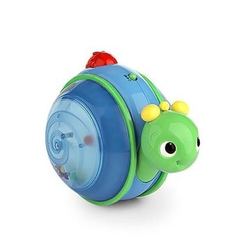 купить Bright Starts Игрушка RollGlow Snail 2 в 1 в Кишинёве