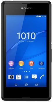 Sony Xperia E3 D2203 (Black)