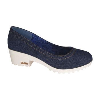 Balerini Dame (36-40) albastru inchis /8