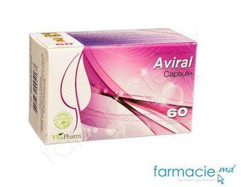 cumpără Aviral caps. N60(Vitapharm) în Chișinău