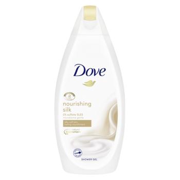купить Гель для душа Dove Silk Glow, 500 мл в Кишинёве
