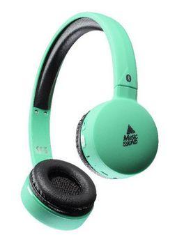 Наушники CellularLine MusicSound Green