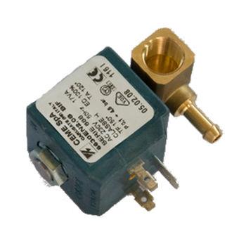 Электромагнитный клапан пара 45 ° 1/4 F PG 6W