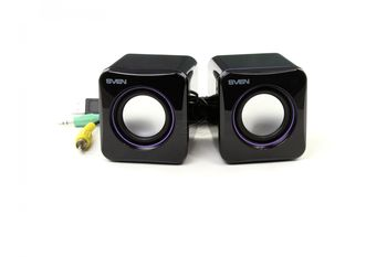 """купить Speakers  SVEN """"315"""" Black, 5w, USB в Кишинёве"""