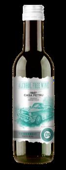 купить Вино безалкогольное Casa Petru Alcohol Free Chardonnay в Кишинёве