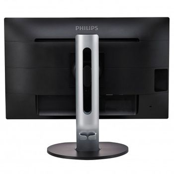 "купить ""21.5"""" Philips """"221P6QPYES"""", Bk/Silver (IPS, 1920x1080, 5ms, 250cd,LED20M:1, D-Sub,DVI,DP, Pivot,Spk) (21.5"""" AH-IPS W-LED, 1920x1080 Full-HD, 0.248mm, 5ms GTG, 250 cd/m², DCR 20 Mln:1 (1000:1), 16.7 Mln colors, 178°/178° @CR>10, 30-83 kHz(H)/56-76 Hz(V), DisplayPort + DVI-D + Analog D-Sub, Stereo Audio-In, Headphone-Out, Built-in speakers 2Wx2, USB 3.0 x4-Hub with 1 x fast charger, Built-in PSU, HAS 130mm, Tilt: -5°/+20°, Swivel +/-175°, Pivot, VESA Mount 100x100, Flicker-free, PowerSensor, Light Sensor, Silver/Black)"" в Кишинёве"