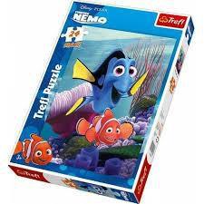 "Trefl Пазлы  Макси ""Nemo and friends"" / Disney Nemo"" (24 деталей)"