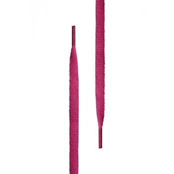 купить ШНУРКИ WHITE FLAT magenta 90, 120, 140 CM в Кишинёве