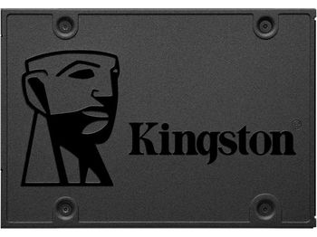 "2.5"" SSD 120GB Kingston A400, SATAIII, Sequential Reads: 500 MB/s, Sequential Writes: 320MB/s, 7mm, Controller 2 Channel, NAND TLC"
