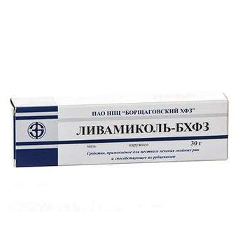 cumpără Livamicol-BHFZ 30g ung. (Borsceagov) în Chișinău