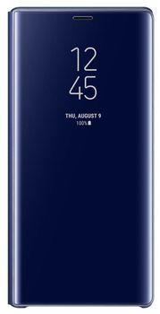 купить Чехол для моб.устройства Samsung EF-ZN960, Galaxy Note 9, Clear View Standing Cover, Blue в Кишинёве
