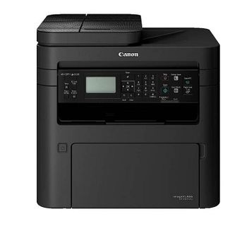 MFD Canon i-Sensys MF264DW, Mono Printer/Copier/Color Scanner, ADF(35-sheet),Duplex,Net,WiFi, A4,28ppm,256Mb,1200x1200dpi,60-163г/м2,Scan 9600x9600dpi-24 bit,250sheet tray,Max.15k pages per month,Cartr 051/51H (1700/4100 pag*) & Drum Cart 051 (23000)