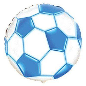 купить Футбольный Мяч - Синяя в Кишинёве