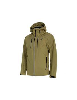 купить Куртка H4L21-SFM003 MEN-S SOFTSHELL BEIGE в Кишинёве