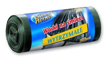 Пакеты для мусора 20л. 50шт. Sweet Home
