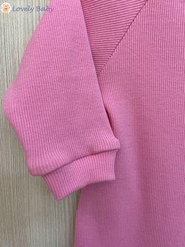 Комбинезон K09 розовый