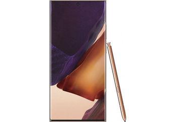 купить Samsung Galaxy Note 20  Ultra 12/256GB Duos (N985FD), Mystic Bronze в Кишинёве