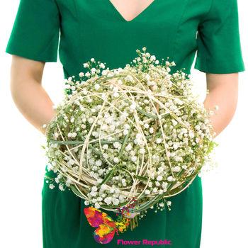 купить Букет невесты «Жаклин» в Кишинёве